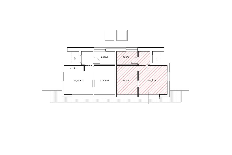 TERRAMATA - Appartamento 10 - Piantina