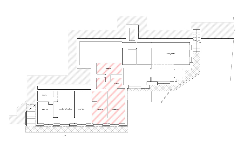 TERRAMATA - Appartamento 2 - Piantina