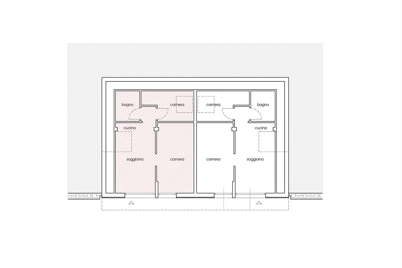 TERRAMATA - Appartamento 8 - Piantina
