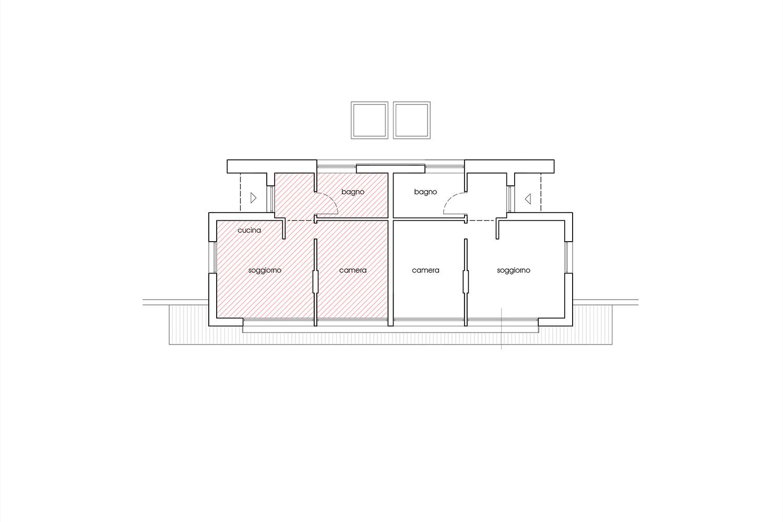 TERRAMATA - Appartamento 9 - Piantina